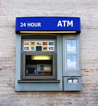 cost of atm machine